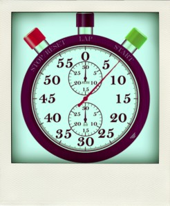 7 sec stopwatch-pola